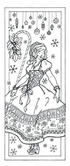 Free Coloring Pages Of Christmas Colouring Pages Free Coloring Pages ..
