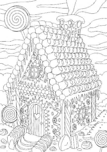Free Gingerbread Coloring Pages Free Coloring Pages Gingerbread Man ...