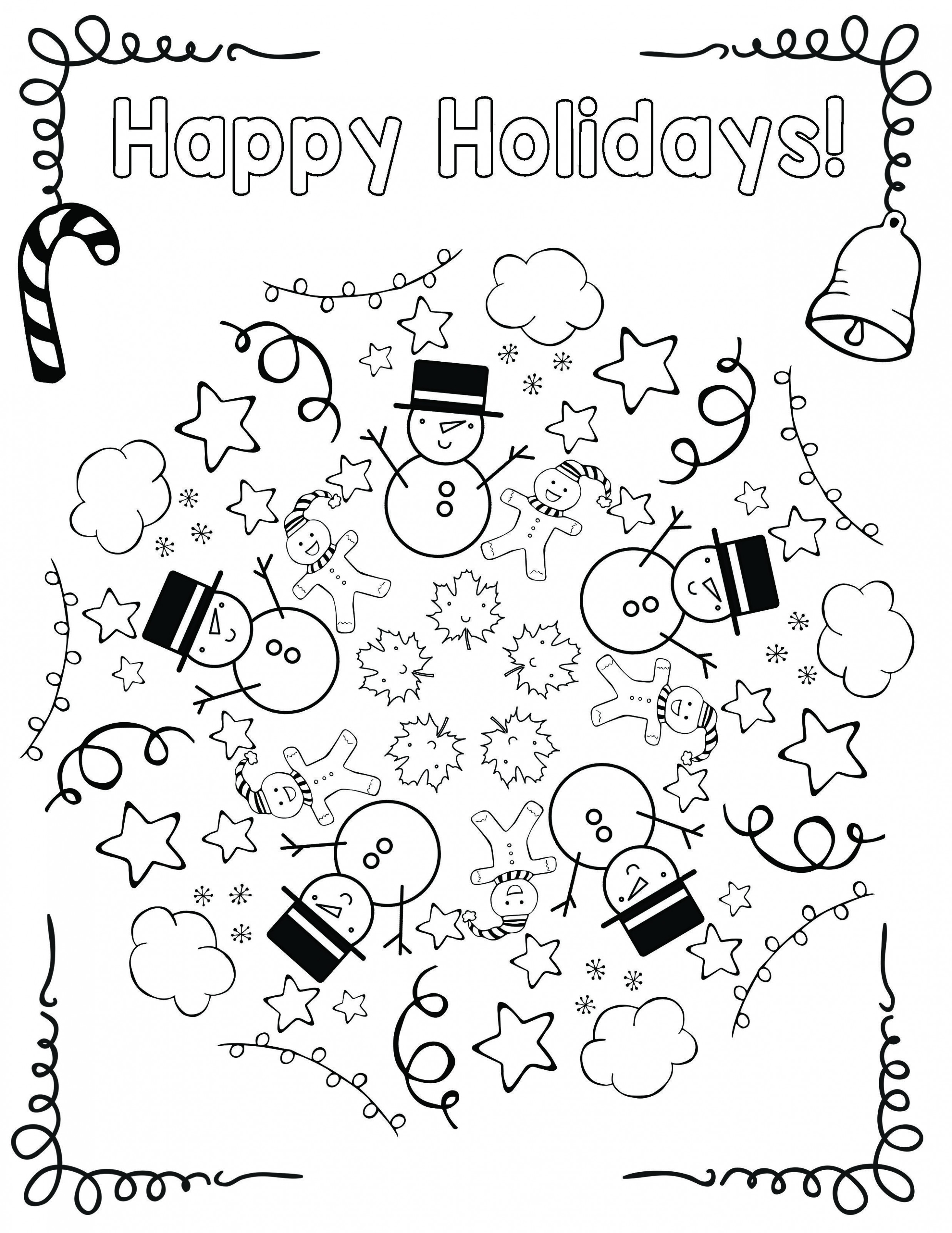 Free Holiday Coloring Mandala | Cool School Educational Ideas ..