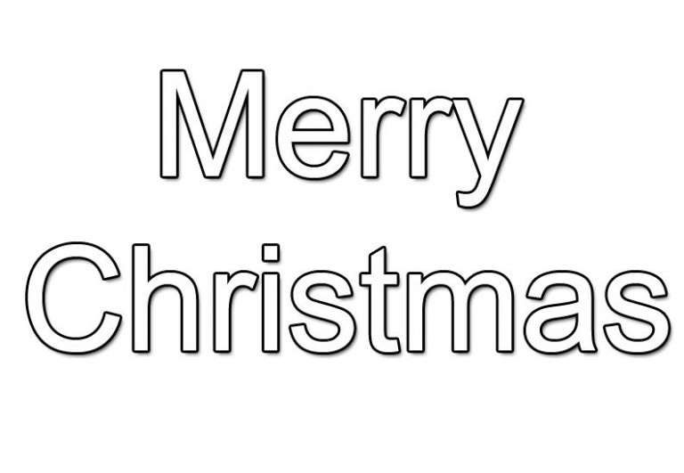 Free Merry Christmas Coloring Pages 18 – Free Printable Christmas ..