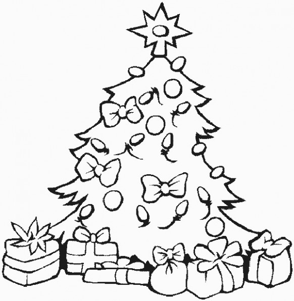 Free Merry Christmas Coloring Pages 19 – Free Printable Christmas ..