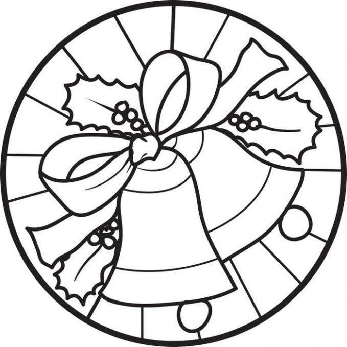 FREE Printable Christmas Bells Coloring Page for Kids | Downloads ..
