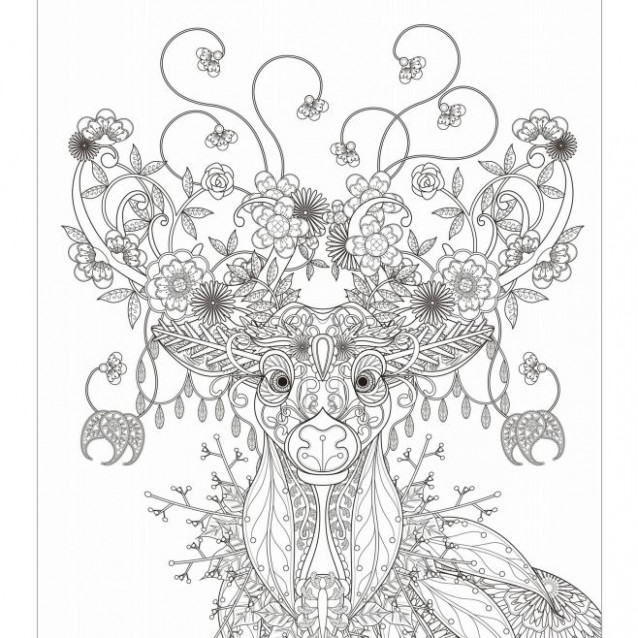 Free, Printable Christmas Coloring Pages for Kids – Christmas Coloring Contest Pages