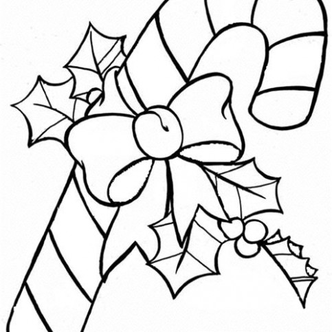 Free, Printable Christmas Coloring Pages for Kids – Christmas Coloring Designs