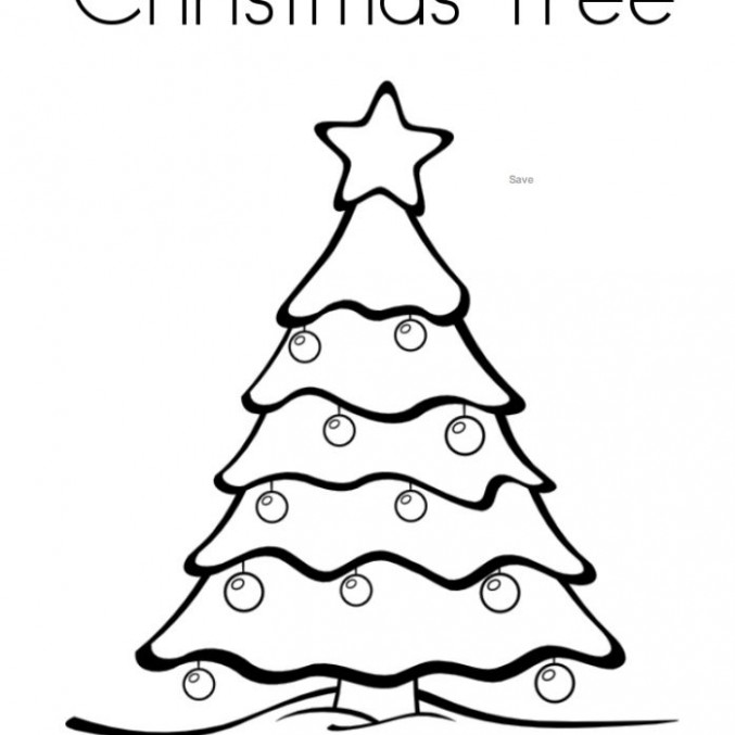 Free, Printable Christmas Coloring Pages for Kids – Christmas Coloring In