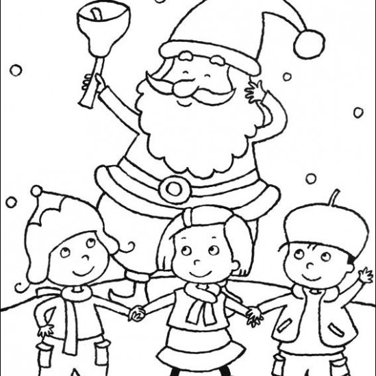 Free, Printable Christmas Coloring Pages for Kids – Christmas Coloring Sheets For Toddlers