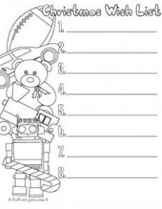 Free Printable Christmas Gifts Coloring Pages For Kids Online List ..