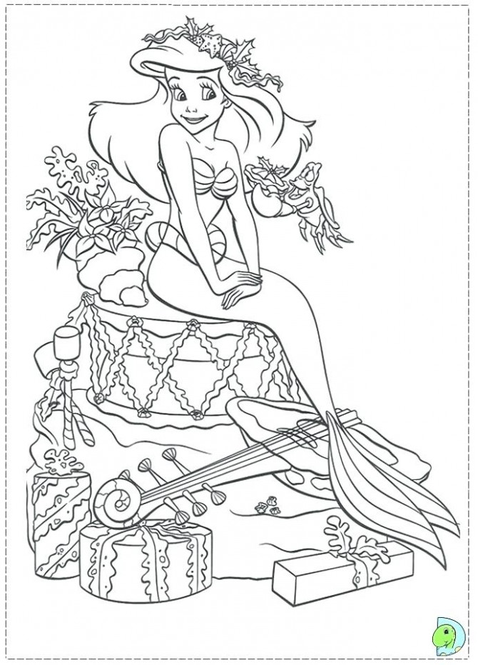 Free Printable Disney Frozen Christmas Coloring Pages – Festival ..