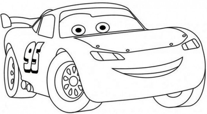 Free Printable Lightning McQueen Coloring Pages for Kids   print ..