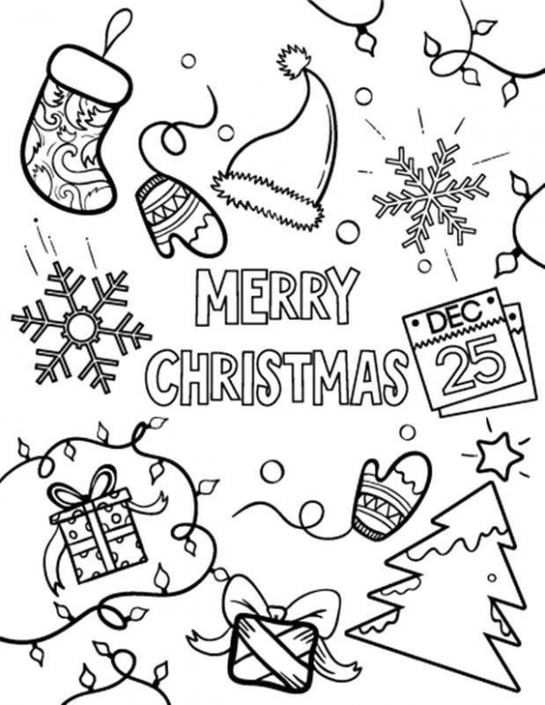 Free Santa Coloring Pages Elegant Fireplace Coloring Page Lovely ..