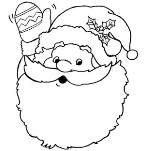 Free Toddler Christmas Coloring Pages | Sketch-drawings! | Printable ...