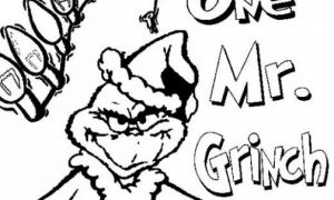 Grinch Christmas Printable Coloring Pages | Coloring pages for big ...