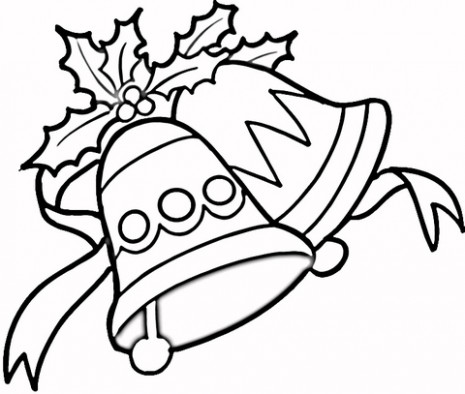 Jingle Bells coloring page | Free Printable Coloring Pages – Christmas Coloring Pages Jingle Bells