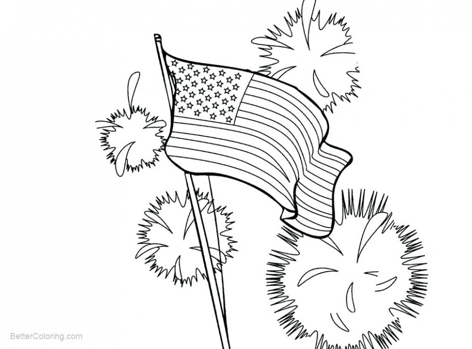 July Coloring Pages Printable Free 17th Of For Toddlers To Print Page ..