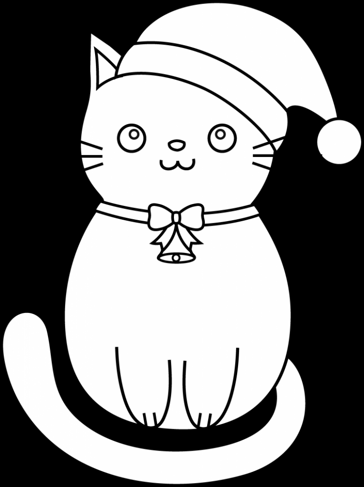 Kitten Coloring Pages | Animal Coloring Pages | Cat drawing ..