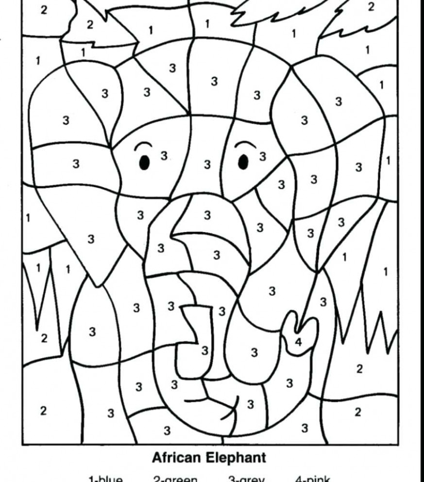 Math Coloring Sheets 14nd Grade Math Coloring Pages Grade For ..