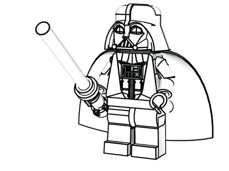 Maul Star Wars Free Coloring Pages And Crafts Lego Printables ..