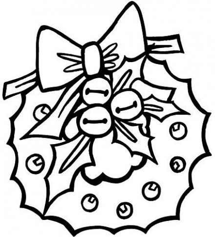 Merry Christmas Coloring Pages | Free download best Merry Christmas ..