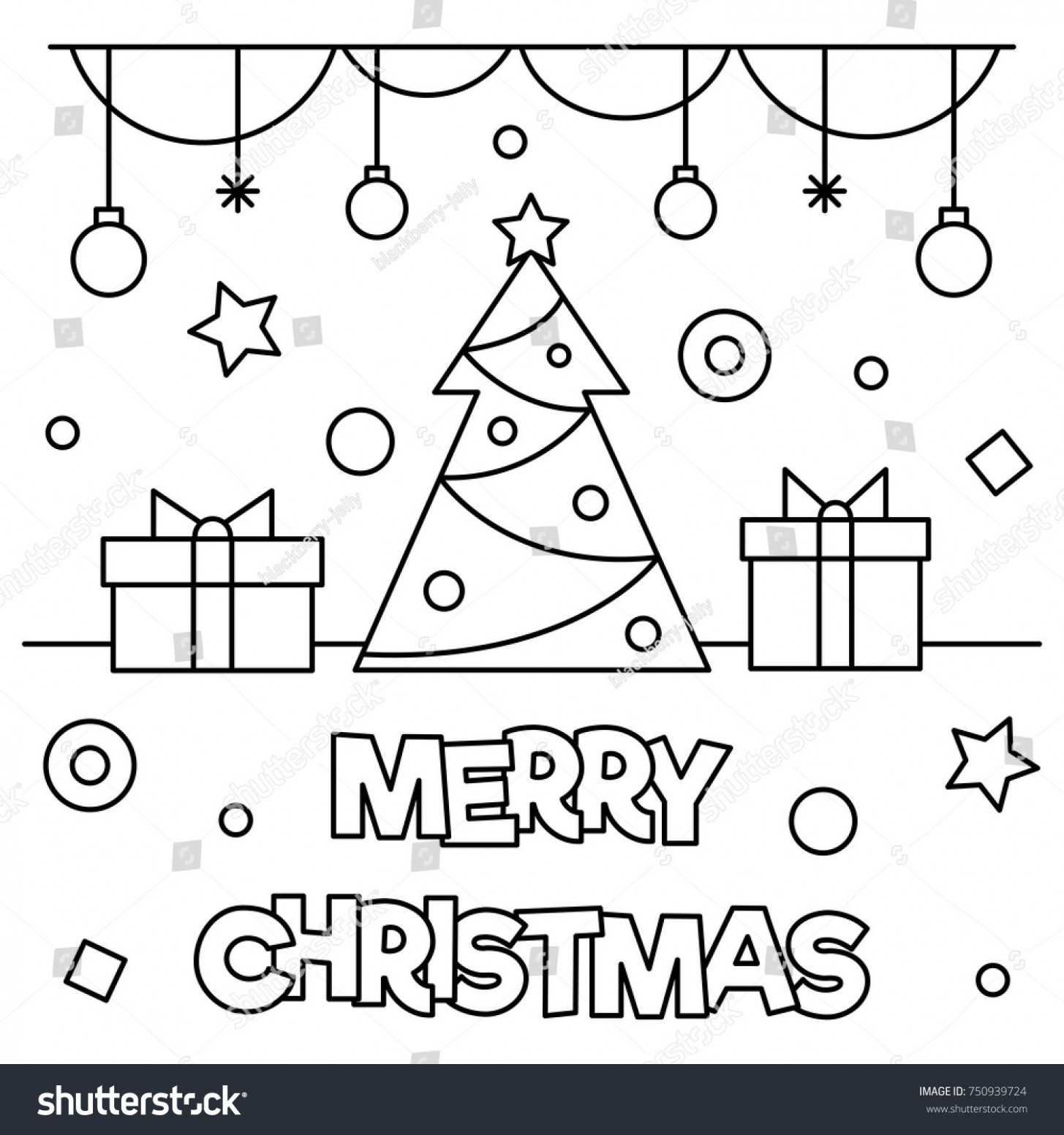 Merry Christmas Coloring Pages Fresh Merry Christmas Santa Coloring ..