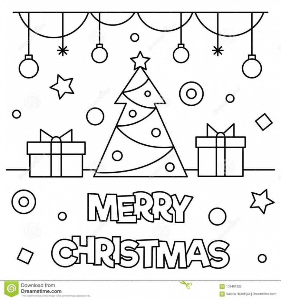 Merry Christmas Coloring Pages New Coloring Pages Merry Christmas ..