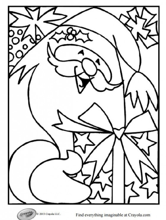 Middle School Level Coloring Pages Unique Free Printable Christmas ..
