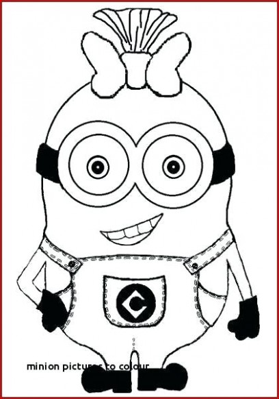 Minion Color Pages Minion Coloring Pages Free Pdf – utibaamericas