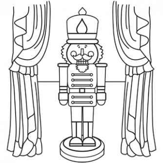 Nutcracker Coloring Page – Free Christmas Recipes, Coloring Pages ..