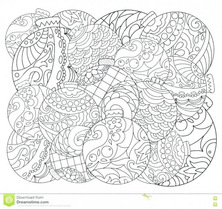 ornament coloring page – sharpball.co