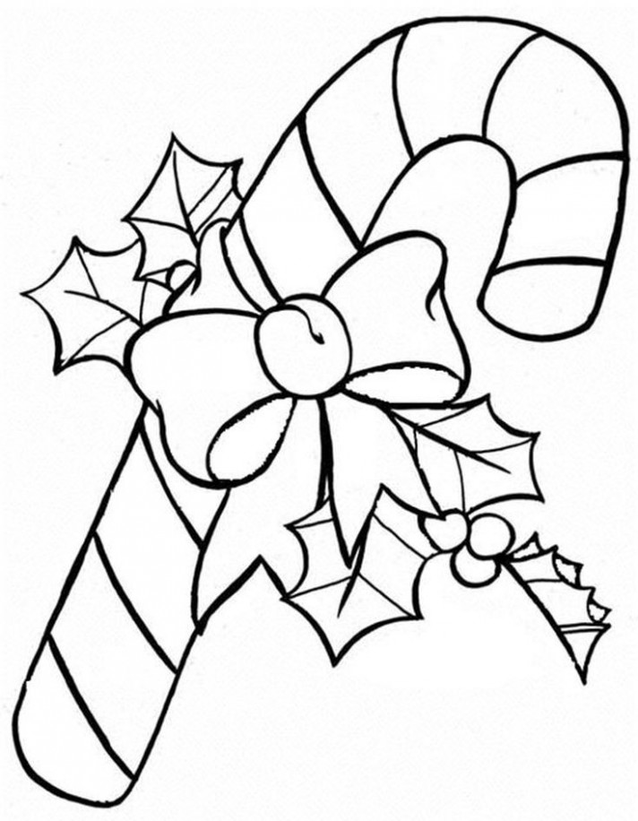 Print Out Free Christmas Coloring Pages That Kids and Adults Will ..