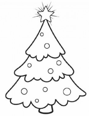 Printable Christmas Coloring Pages For Preschooler – Free Coloring ..