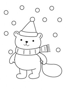 Printable Christmas Coloring Pages – Mr Printables – Christmas Coloring Pages For Students