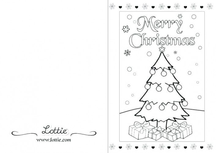Printable Colouring Christmas Cards Full Size Of Greeting Cards ..