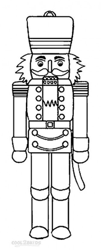 Printable Nutcracker Coloring Pages For Kids | Cool12bKids | Fairy ..