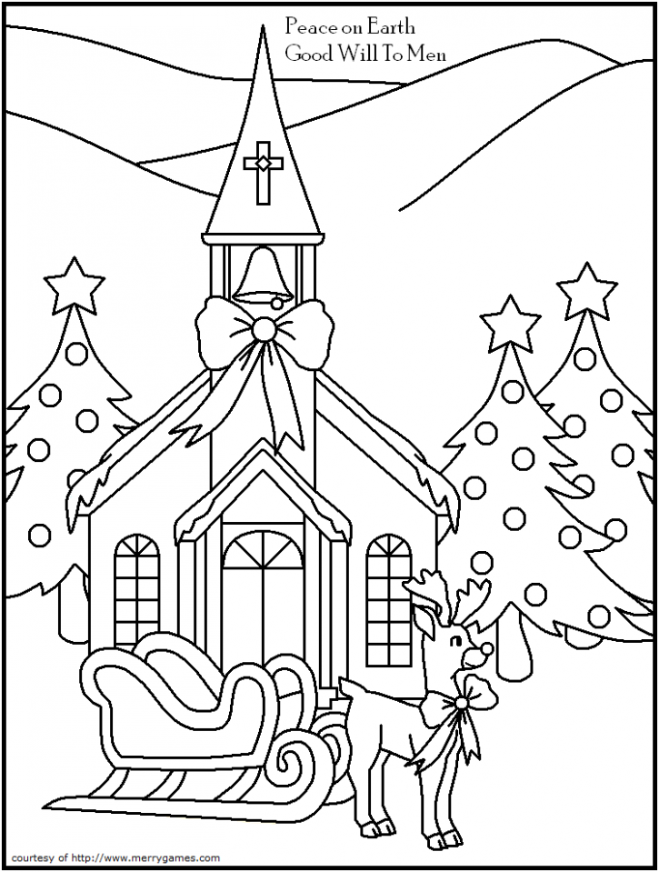 Religious Coloring Pages For Kids Printable | Coloring/Activity ...
