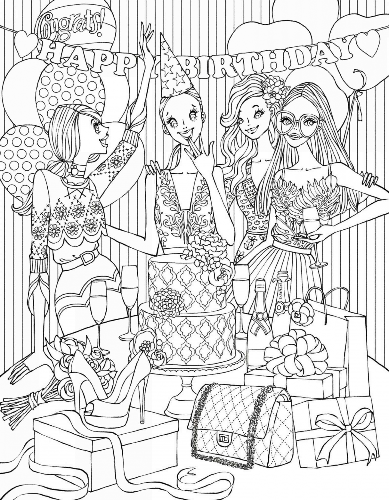 Scooby Doo Coloring Pages Free Unique Christmas Coloring Pages Grade ..