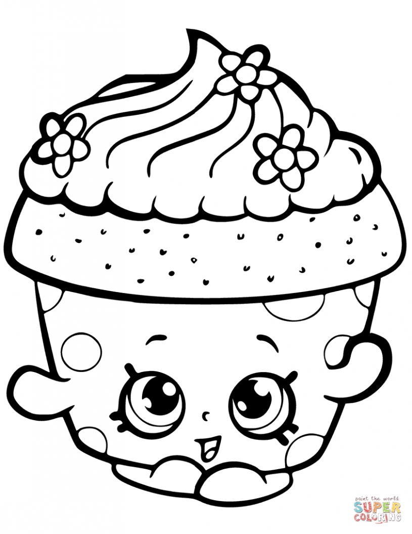 Shopkins coloring pages | Free Coloring Pages – Christmas Coloring Pages Shopkins