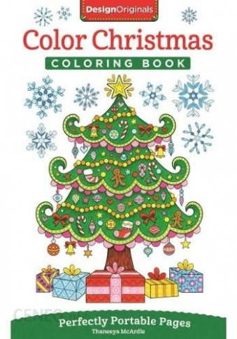 Springbok Color Christmas Coloring Book (SBK18ST) – Ceneo