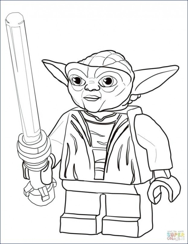 Star Wars Coloring Pages Lego Christmas Pictures Of Unicorns ..