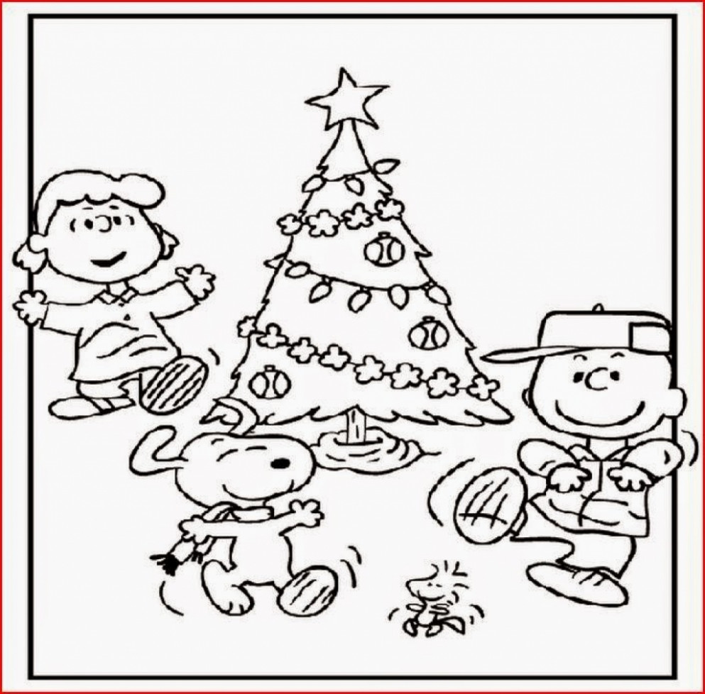 the holiday site charlie brown christmas clip art and coloring pages ..