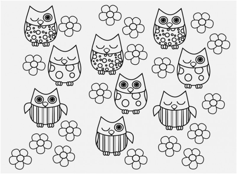 The Suitable Pics Coloring Pages Owl Specific YonjaMedia