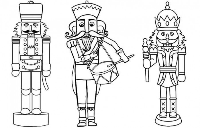 Top 12 Free Printable Nutcracker Coloring Pages Online | << COLORING ..