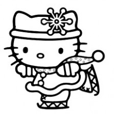 Top 13 Free Printable Hello Kitty Coloring Pages Online