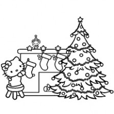 Top 16 Free Printable Hello Kitty Coloring Pages Online – Christmas Coloring Pages Hello Kitty