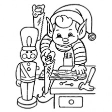 Top 17 Free Printable Christmas Coloring Pages Online – Christmas Coloring Sheets Elf
