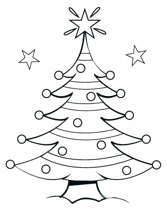 Tree Coloring Picture Tree Printable Coloring Page Trees Coloring ..