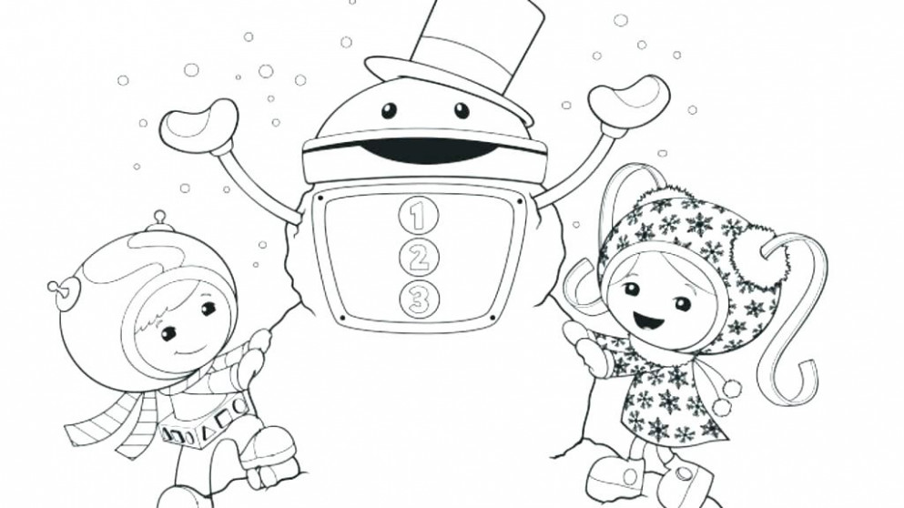 umizoomi coloring pages – reprom.co