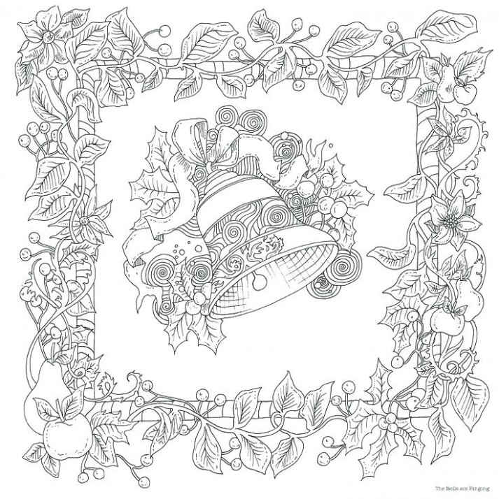Victorian Christmas Coloring Pages Coloring Pages Info Free ...