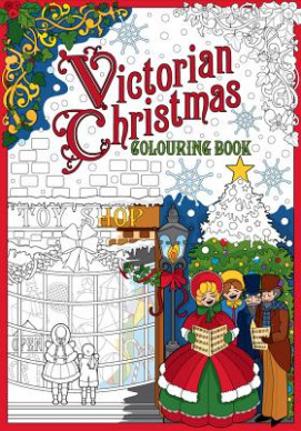 Victorian Christmas Colouring Book – Walmart