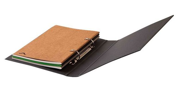 2 Ring Binder Thdr Rubberband Grey A5 Ring Binder Buy Line at Best Price In
