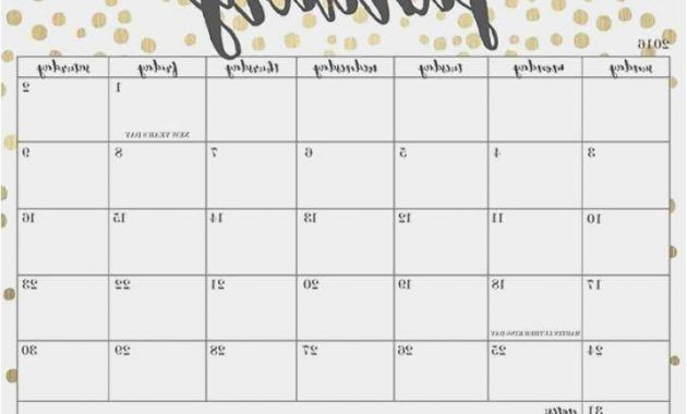 2016 Calendar Printable Q0d4 Free Download 53 Month Calendar Template format